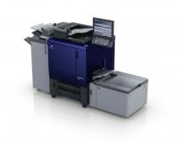 Kolorowy system produkcyjny do druku cyfrowego AccurioPrint C3070L od Konica Minolta