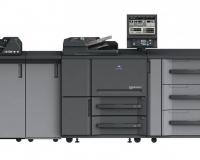 Monochromatyczny system do druku cyfrowego bizhub PRESS 1250/P od Konica Minolta