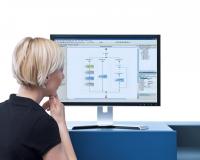 Kolorowy system do druku cyfrowego bizhub PRESS C1085 / C1100 od Konica Minolta