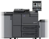 Monohromatyczny system produkcyjny do druku cyfrowego bizhub PRO 1100 od Konica Minolta