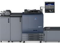 Kolorowy system do druku cyfrowegobizhub PRO C6000 / C7000 od Konica Minolta