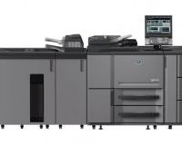 Monochromatyczny system do druku cyfrowegobizhub PRO 1051 od Konica Minolta