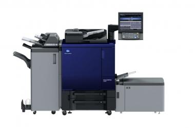 Kolorowy system produkcyjny do druku cyfrowegoAccurioPrint C2060L od Konica Minolta