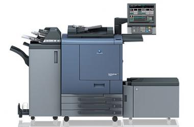 Kolorowy system do druku cyfrowegobizhub PRO C6000L od Konica Minolta