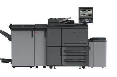 Monochromatyczny system do druku cyfrowegobizhub PRO 951 od Konica Minolta